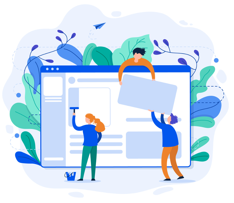 Web design bg