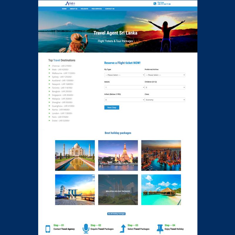 Web design company ui 6