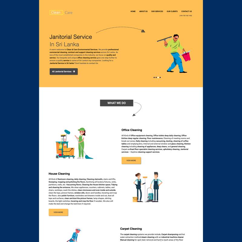 Web design company ui 1