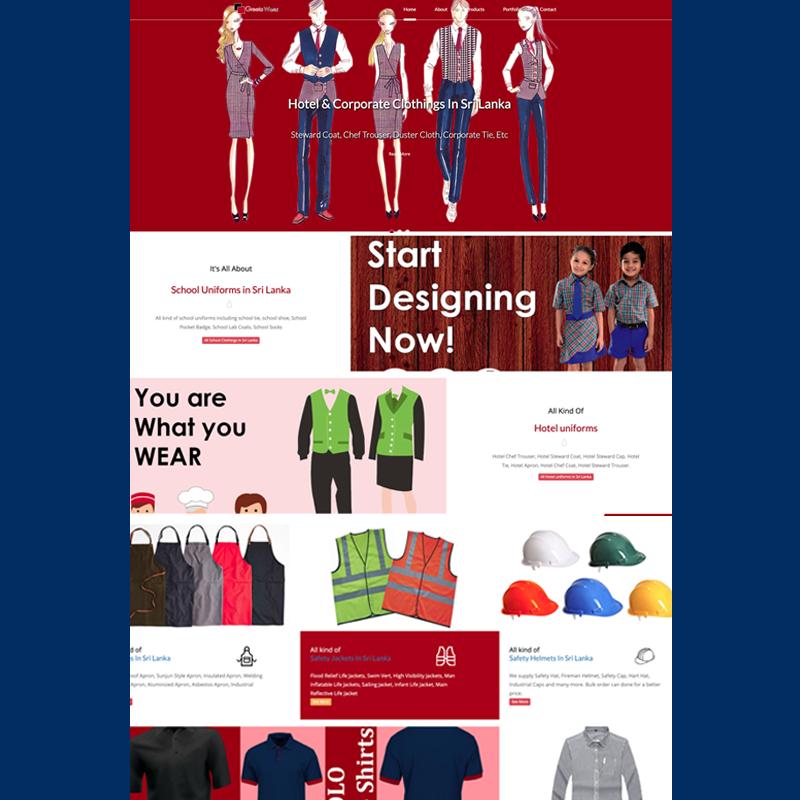 Web design company ui 3