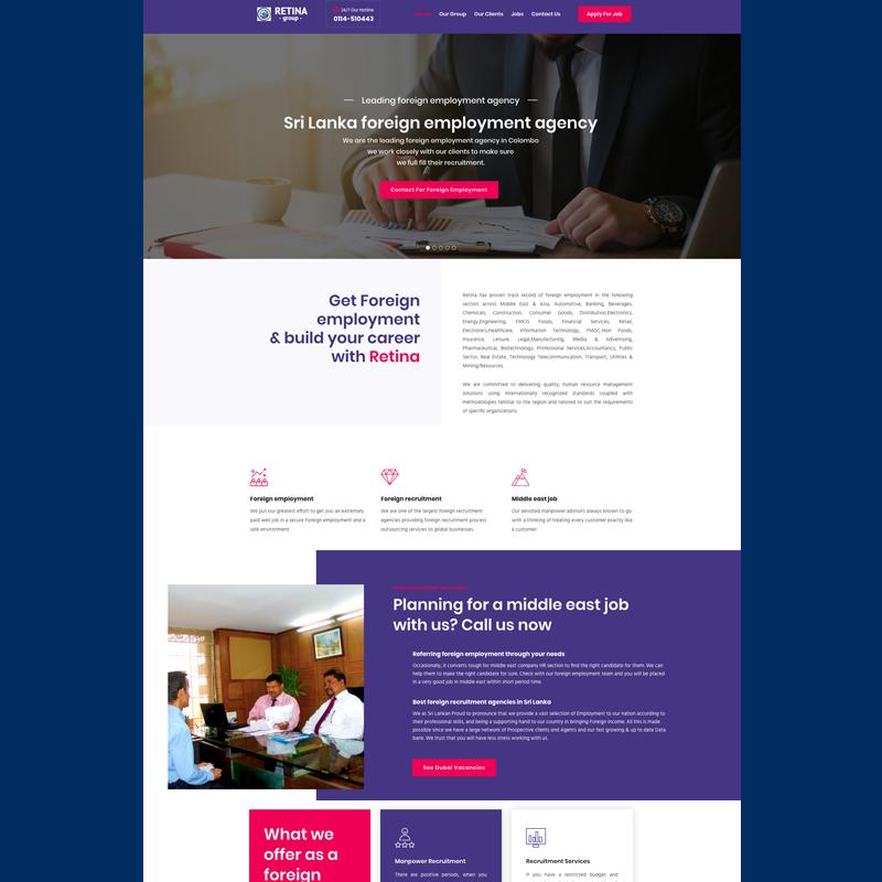 Web design company ui 4